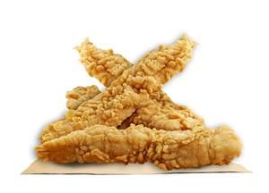 4 PC CHICKEN STRIPS