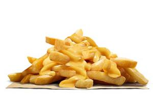 CHEESY FRIES R