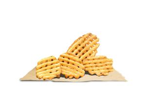 WAFLE FRIES 4PC